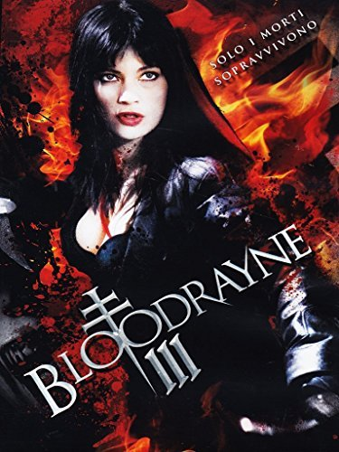 bloodrayne 3 (unrated director's cut) dvd Italian Import by natassia malthe
