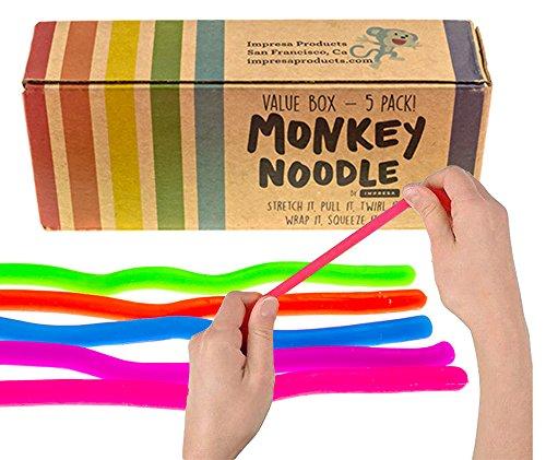 Monkey Noodle Stretchy String Fidget