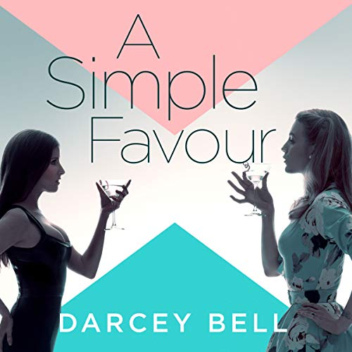 A Simple Favour audiobook cover art