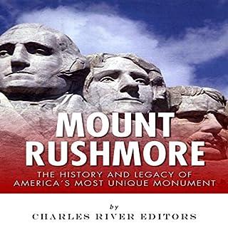 Mount Rushmore audiobook cover art