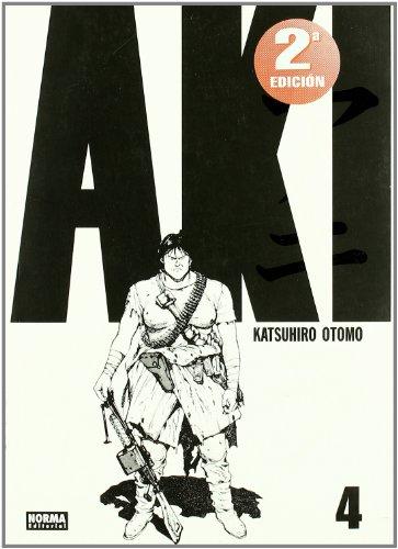 AKIRA COLOR 04 (CÓMIC MANGA)