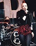 Shirley Manson in-person autographed photo Garbage