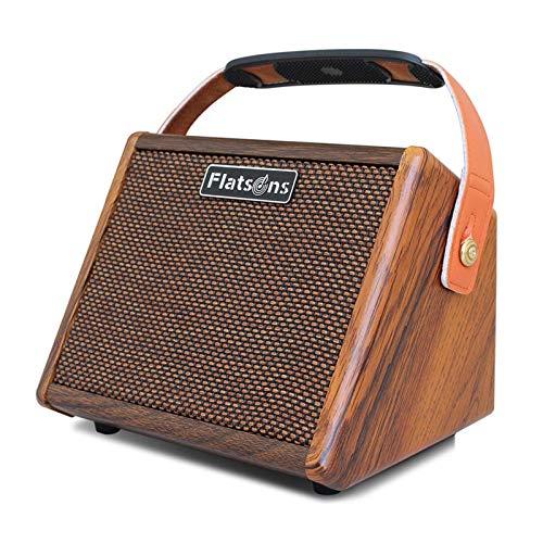 bottl Guitarra caja eléctrica piano inalámbrico bluetooth altavoz, mini canto popular y...