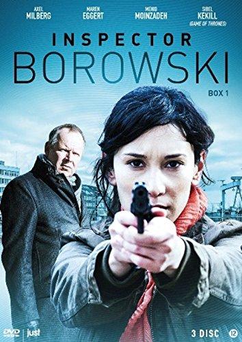in Kiel: Borowski und der vierte Mann / die Frau am Fenster / der coole Hund / der stille Gast / der freie Fall