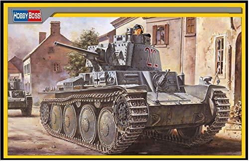 Hobby Boss 080138 1/35 Deutscher P.Kpfw. / Pz.BfWg 38(t) AUSF. B Modellbausatz, verschieden