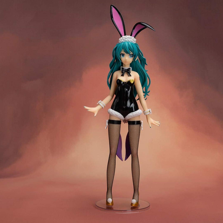 Anime Hatsune Miku Bunny Ohr Statue Abbildung Modell Spielzeug