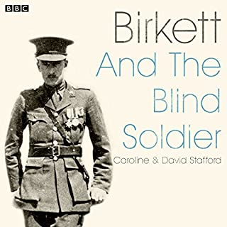 Birkett and the Blind Soldier audiobook cover art