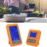 Termómetro para alimentos, termómetro LCD con pantalla digital, para cocina casera