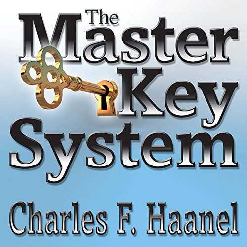 The Master Key System audiobook cover art