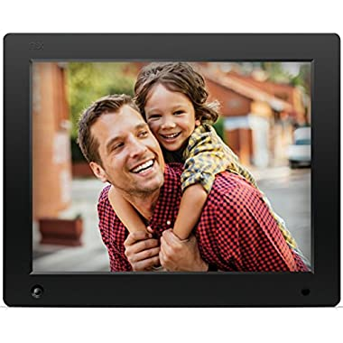 NIX Advance 12 Inch Hi-Res Digital Photo & HD Video (720p) Frame with Hu-Motion Sensor & 8GB USB included (X12D)