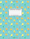 Composition Notebook: Girls' notebooks. 8.5 x 11, College Ruled, 100 pages Notebooks with sophisticated and precious cover the main theme is the cute ... color: To Do Lists for You to Organize