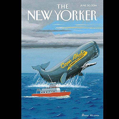 The New Yorker, June 30, 2014 (Dexter Filkins, David Sedaris, John Colapinto) cover art
