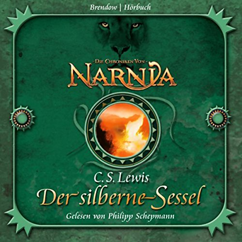 Der silberne Sessel (Chroniken von Narnia 6) audiobook cover art
