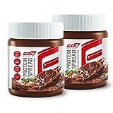 GOT7 - Pack ahorro - 2 x Protein Spread Avellana - Crema de cacao Crema de Proteína para untar pan, dieta, fitness, culturismo, 2 x 200 g