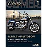 Clymer Manuals M254; Manual H-D Dyna Made by Clymer Manuals
