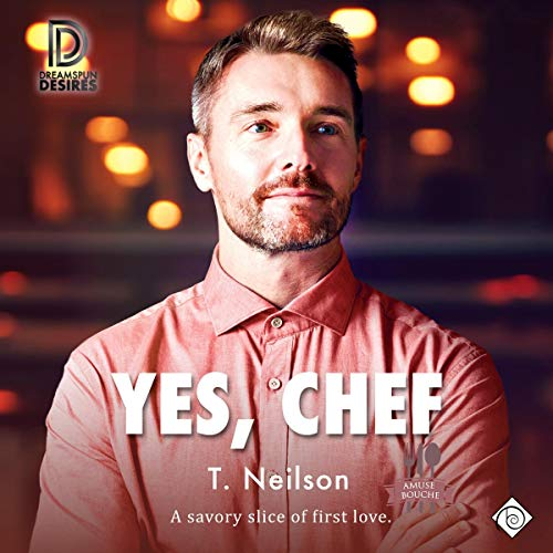 Yes, Chef audiobook cover art