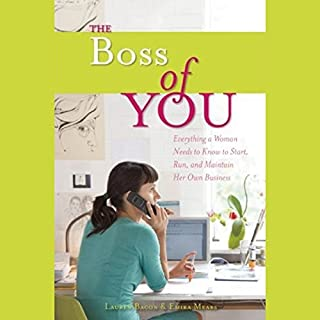 The Boss of You audiobook cover art