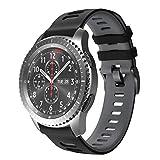 NotoCity Armband für Huawei Watch GT 2 /Huawei Watch GT/GT 2e /Samsung Galaxy Watch 46mm /Gear S3 Frontier/Classic, 22mm Quick-Fit Ersatz Uhrenarmbänder