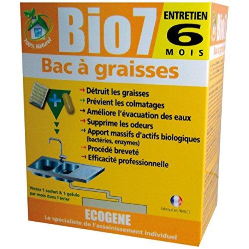 AB7 INDUSTRIE Bio 7 Graisses 480 g