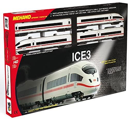 Mehano T742 - Ice 3 Trenino Elettrico ad Alta velocità in Scala H0