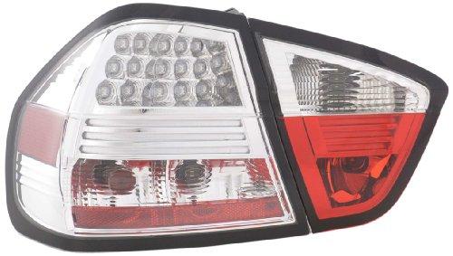 FK Automotive FKRLXLBM12023 LED Feux arrière, Chromé