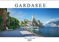 Gardasee - Perle Italiens 2022 (Wandkalender 2022 DIN A2 quer): Idyllische Orte und Landschaften rund um den Gardasee (Monatskalender, 14 Seiten )