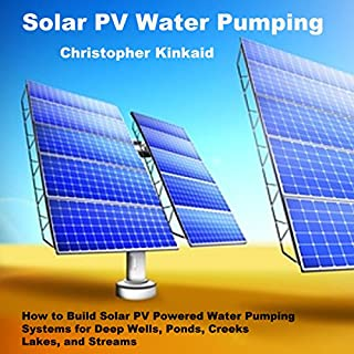 Solar PV Water Pumping cover art