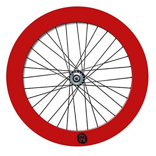 Mowheel Rueda de Bicicleta 70mm Trasera