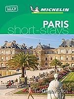 Michelin Green Guide Short-Stays Paris