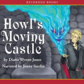 Howl's Moving Castle cover art