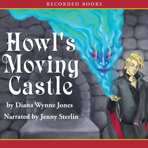 Howl's Moving Castle audiobook cover art
