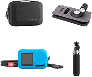 PGY Tech 4 pcs Travel Set for OSMO Action Camera