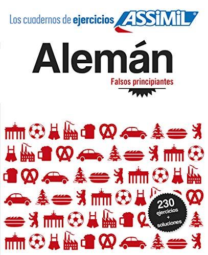 Cuaderno Ejercicios Aleman: Übungsheft Deutsch für Spanischsprechende (Quaderni)