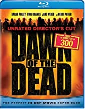 Dawn of the Dead (Unrated Director's Cut) [Blu-ray] by Universal Studios by Zack Snyder