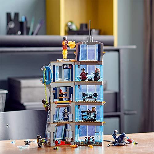 LEGO Marvel Avengers – Batalla en la Torre de los Vengadores (76166)