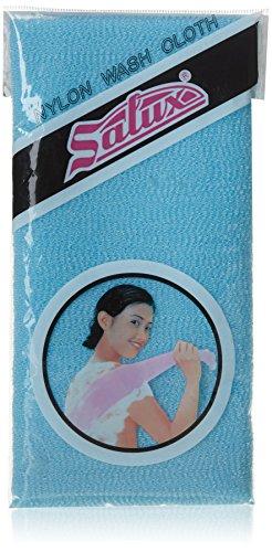 Salux Japanischer Waschlappen – schöne Haut, schönes Handtuch, Peeling, Nylon-Waschlappen, Bad, Dusche