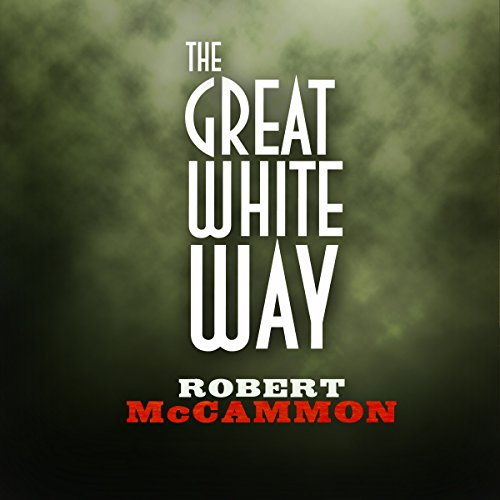 The Great White Way audiobook cover art
