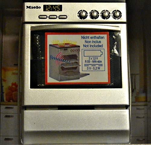 Kahlert Licht Elektroherd Mile mit Sound, Breite 5 cm, Höhe 7 cm, Mehrfarbig, One Size