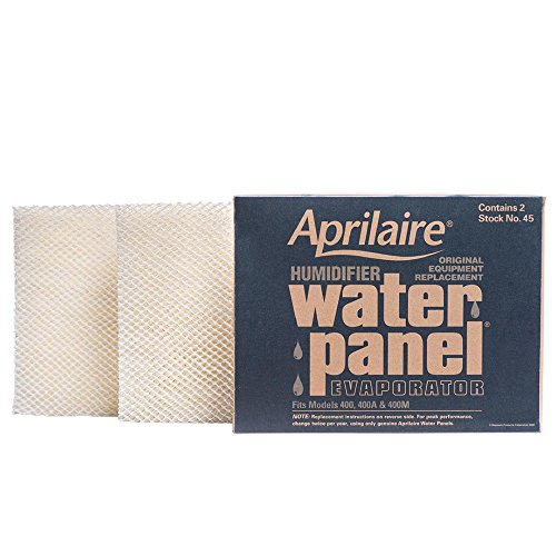 Aprilaire 45 Water Panel Evaporator, 2-Pack (Packaging May Vary)