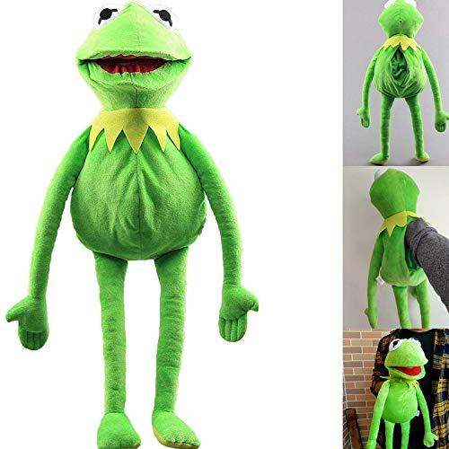 Juguete De Peluche De Marionetas De Rana, Marioneta De Mano De Rana, Muppets Show De Peluche, El Juguete De Peluche Suave De La PelíCula De Marionetas, Suave La Marioneta De Mano De Peluche De Rana