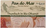 Pan do Mar Thunfisch in Bio Olivenöl, extra nativ, 5er Pack (5 x 120 g)