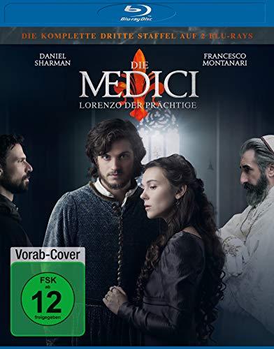 Die Medici: Lorenzo der Prächtige-Staffel 3 Bd [Blu-ray]