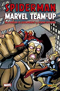 Spiderman Marvel Team-up de Chris Claremont y John Byrne