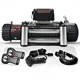 Ayleid 13000LBS Capacity Electirc Winch 12V,Truck Winch,Towing Winch Remote Control Systems