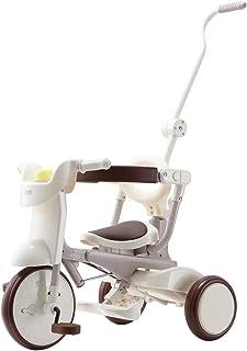 三輪車 iimo02 ジェントル・ホワイト 1062