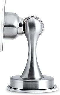 Door Stopper,Door Stop, Magnetic Door Stop, Stainless Steel,Double-Sided Adhesive Tape No Need to Drill