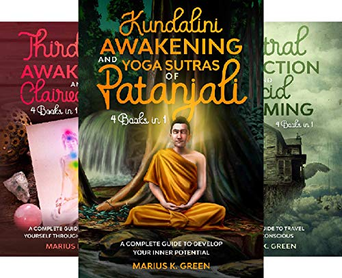 Self Healing Energy (3 Book Series)