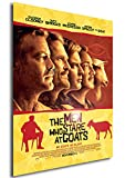 Poster The Men Who Stare at Goats - Männer die auf Ziegen