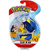 Pokemon Clip N Go Surtido (BIZAK 63227222)