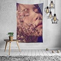 タペストリー 韓流 MAMO ママム タペストリー 映画のポスター インテリア おしゃれ壁掛け 壁飾り多機能 装飾布 ファブリック装飾用品 装飾アート 模様替え 部屋 窓カーテン 新居祝い 60x40inch/150x100cm